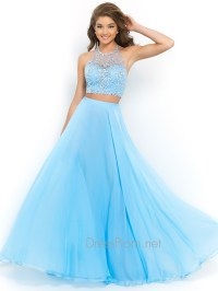 2 Piece Prom Dresses Short - Gown And Dress Gallery