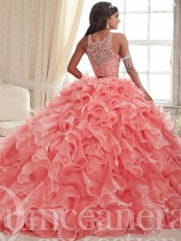 The gallery for --> Coral Prom Dress Mermaid