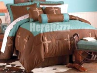 Brown Twin Comforter. Odyssey Twin XL Cotton Comforter Set ...