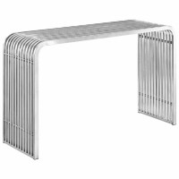 Pipe Stainless Steel Console Table - Modern In Designs