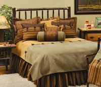 Autumn Leaf Comforter Set - Wooded River Bedding - Lodge Craft