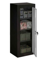 Stack-On Ammo Security Cabinet with Reinforced Shelves ...