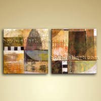 Large Oil Canvas Wall Art Modern Abstract Painting Picture ...