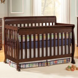 Small Of Davinci Kalani 4 In 1 Convertible Crib