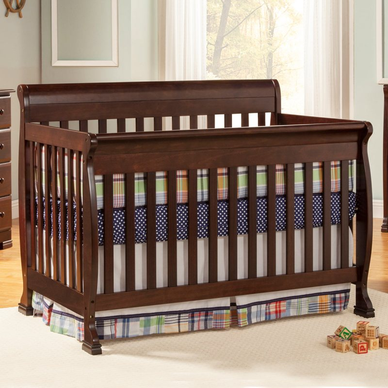 Large Of Davinci Kalani 4 In 1 Convertible Crib