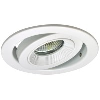 4 Inch Recessed Trim Surface Adjustable with Baffle by ...