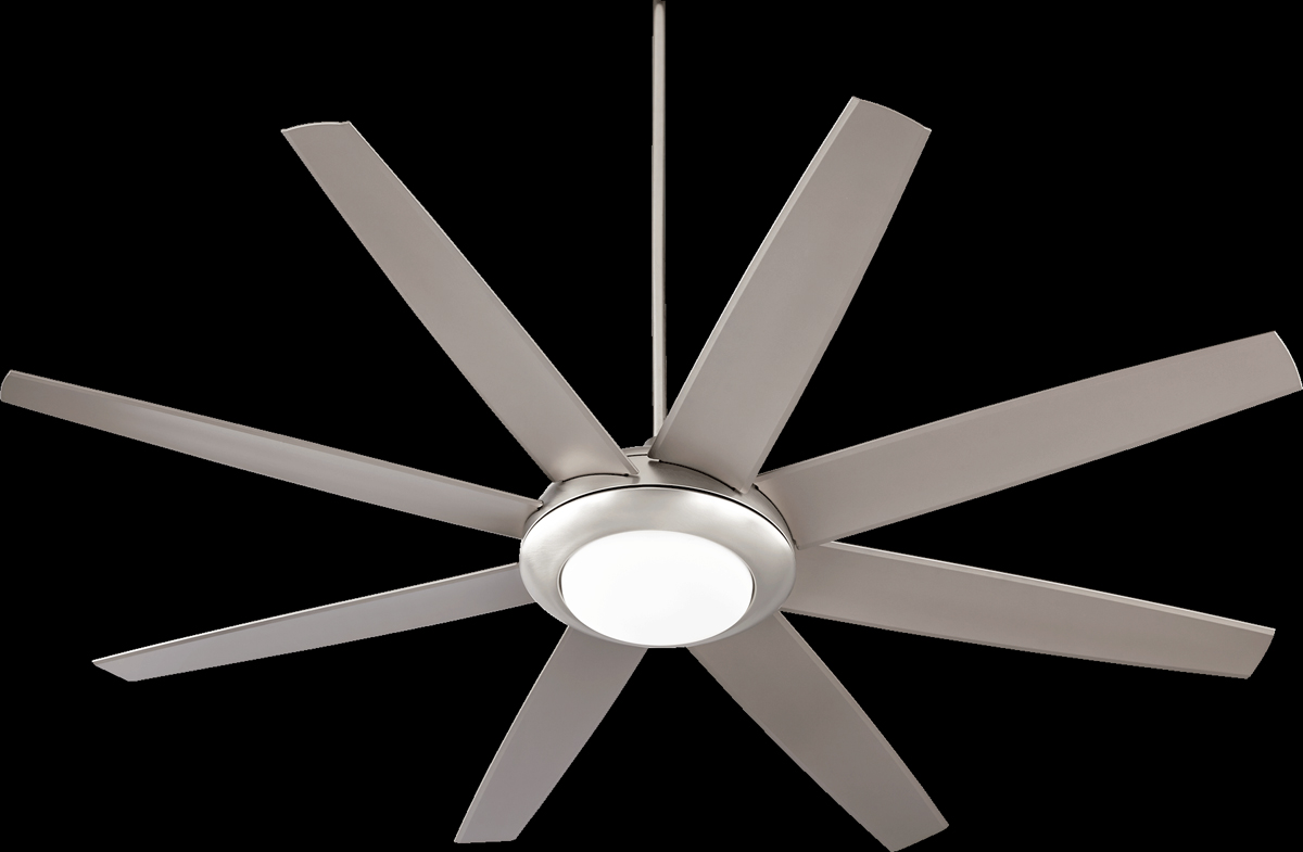 Eight Bladed Ceiling Fan Quorum International 84708 Modesto 70 Inch 8 Blade
