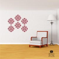 Medallion Wall Pattern - Wall Decals - Wall Decals | Wall ...