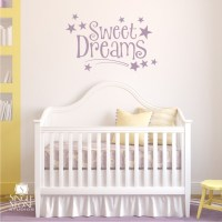 Sweet Dreams - Wall Decals - Wall Decals | Wall Stickers ...