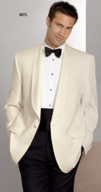 Mens Formal Shawl Collar Dinner JacketSharperUniforms.com