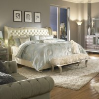 Harlington Luxury Bedding Set: Michael Amini Bedding