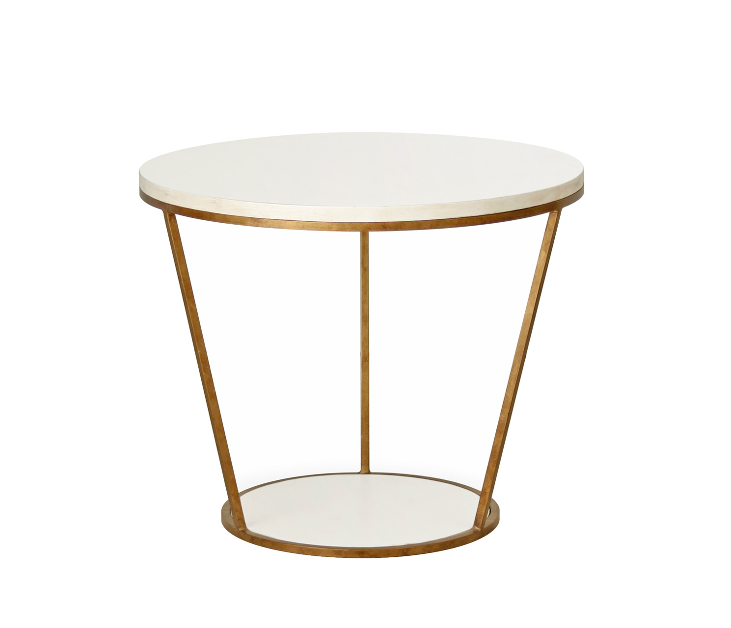 Circular End Tables Blair Round Side Table For Sale Cottage And Bungalow