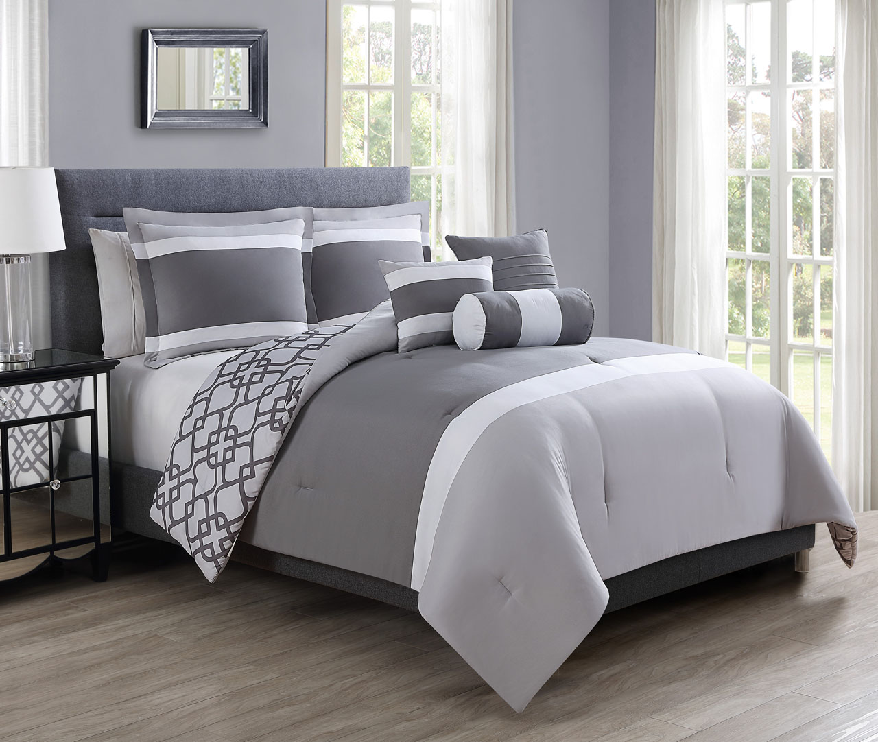 Charcoal Grey Bedding Best 28 43 Charcoal Gray Comforter Sets Beautiful Gray