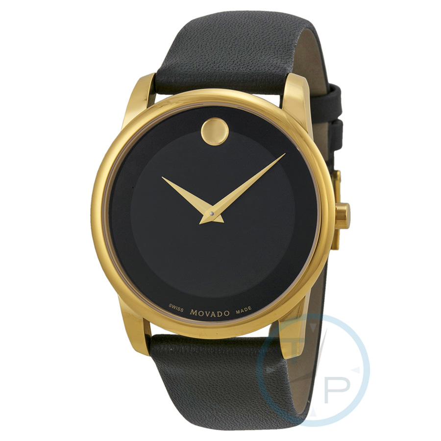 Movado Museum Movado 0606876 Museum Mens Quartz Watch