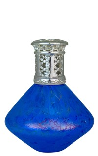 Blue Iridescent Pearl Scentier Fragrance Lamp