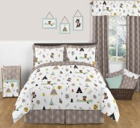 Outdoor Adventure Nature 3pc Full / Queen Bedding Set only ...