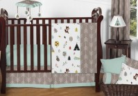 Outdoor Adventure Nature Baby Bedding