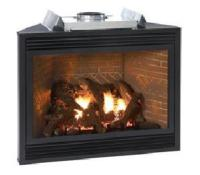 Empire Tahoe Luxury Direct Vent Natural Gas Fireplace - 42 ...