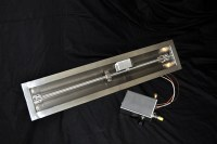 Hearth Products Controls 24 Inch Stainless Steel Linear ...