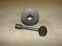 Hearth Products Controls Pewter Universal Valve Key and ...