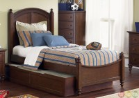 Abbott Ridge Youth Traditional Panel Trundle Bedroom Set