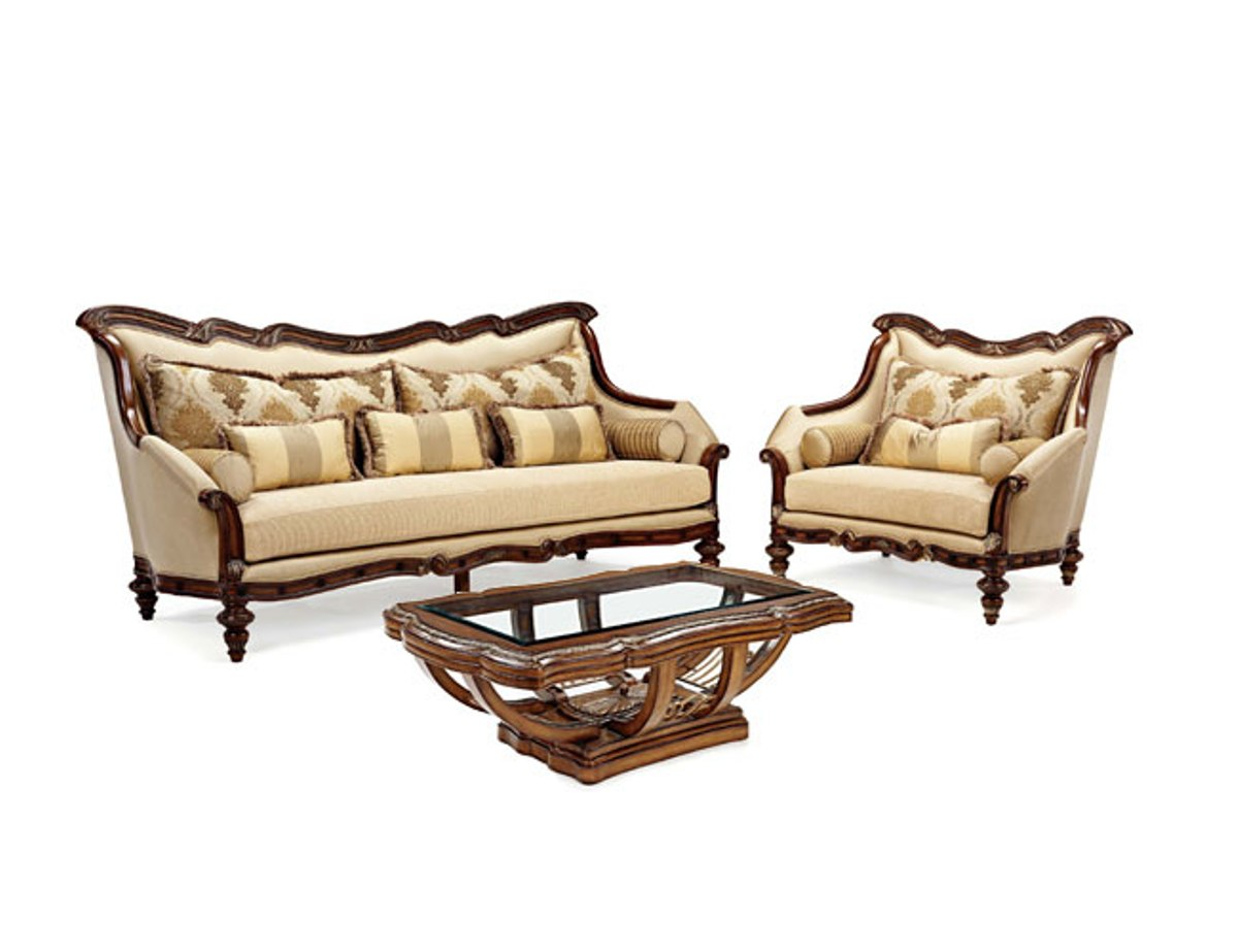 Antique Narra Sala Set Benetti 39s Italia Juliana Sofa Set