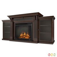 Calie Entertainment Center Electric Led Heater Fireplace ...