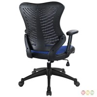 Clutch Modern Office Chair With Ergonomic Mesh Back ...