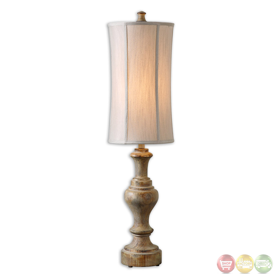 Real Wood Lamps Buffet Lamps