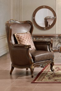 Ornate Traditional Style Living Room Furniture Sofa, Love ...