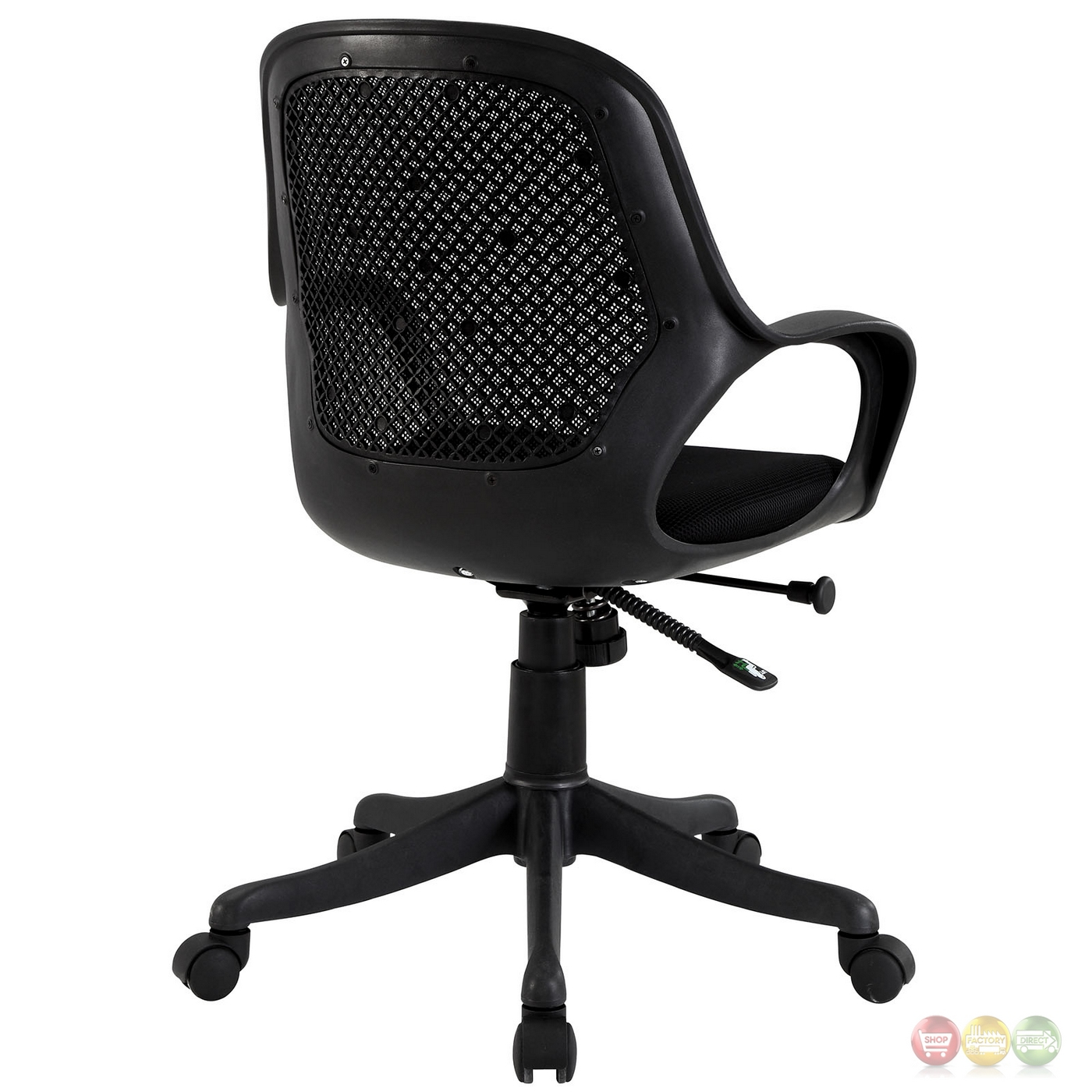 Ergonomic Mesh Office Chair Panorama Modern Ergonomic Adjustable Office Chair With