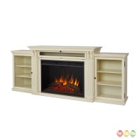 Tracey Grand Entertainment Center Electric Fireplace In ...