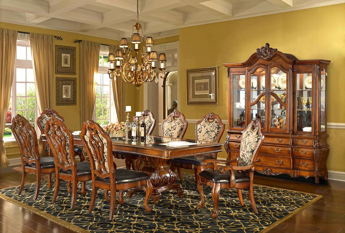 Traditional Dining Room Design Traditional Formal Dining Room Set Homey Design Free
