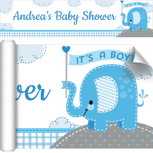 baby elephant baby shower invitations and gifts trending now