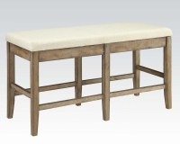 Counter Height Bench Claudia by Acme Furniture AC71723