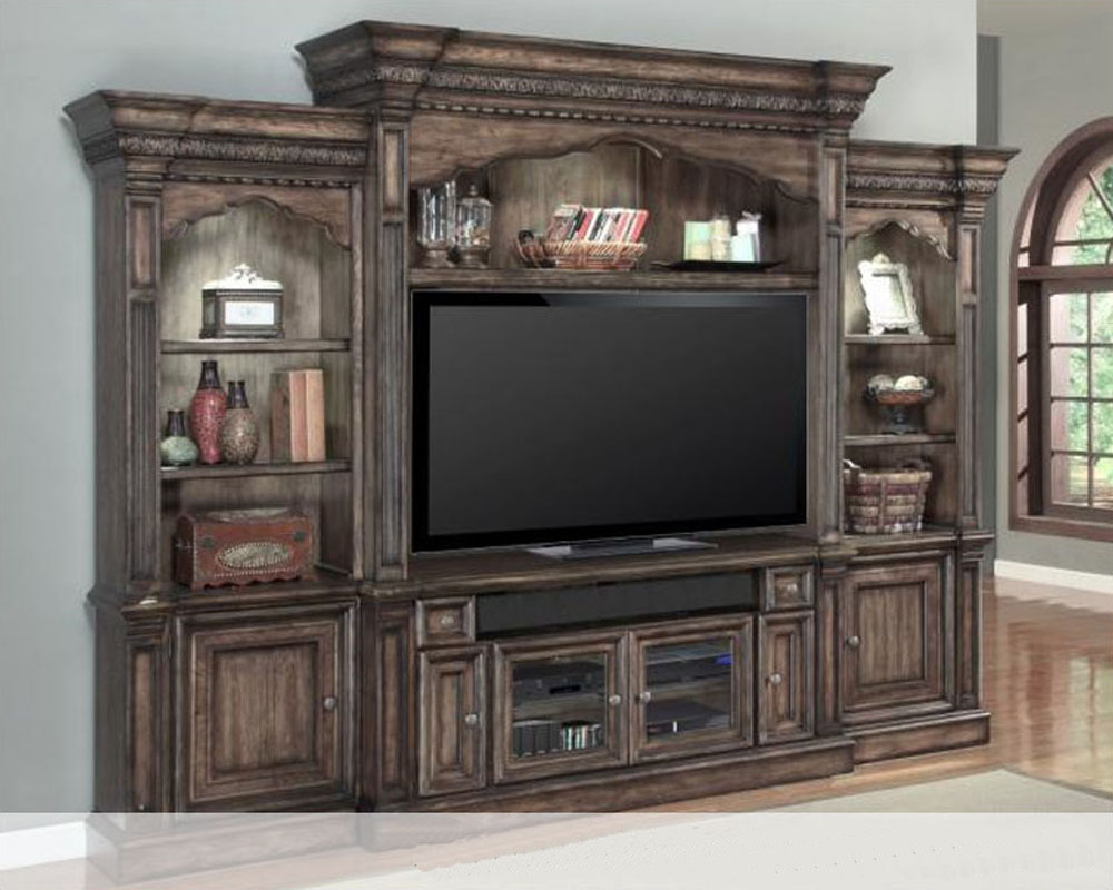 Entertainment Centers Parker House Aria Wall Entertainment Center Ph-ari-set