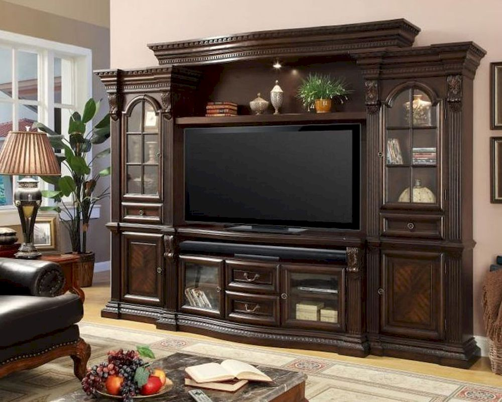 Entertainment Centers Parker House Bella Wall Entertainment Center Ph-bel-700-4
