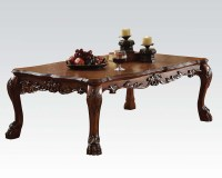 Traditional Coffee Table Dresden by Acme Furniture AC12165