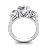 Ring Settings: Engagement Ring Settings Without Stones