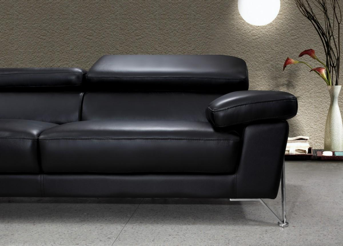 Divani Sofa Set Divani Casa Encore Modern Leather Sofa Set