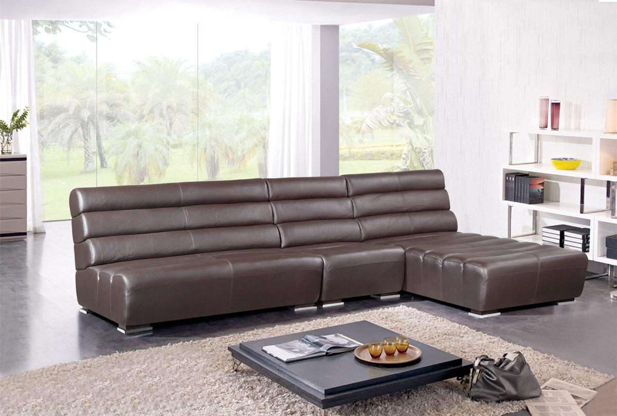 Divani Sofa Set Divani Casa Sbo3996 Sectional Sofa Set