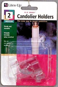 "Window Candle Holder - ""Suction Cup Hospitality Light Holder"""