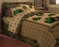 Quality John Deere Bedding to decorate your home.