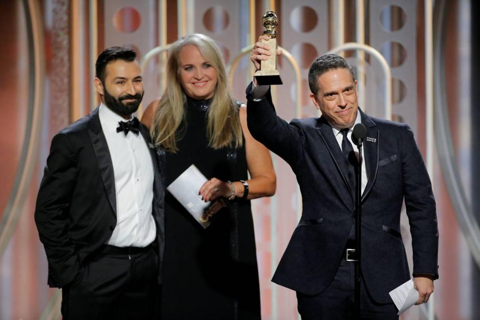 'Coco' de Pixar se hace con el premio a mejor película animada.