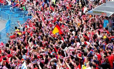 La celebración del Atlético de Madrid, en directo | Deportes | EL PAÍS