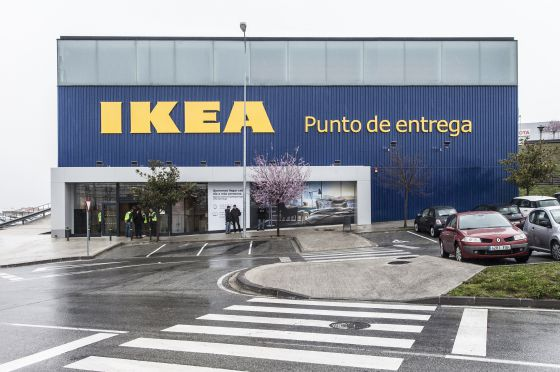 Ikea Spain Ikea Debuts New Form Of Sales Point In Pamplona | In