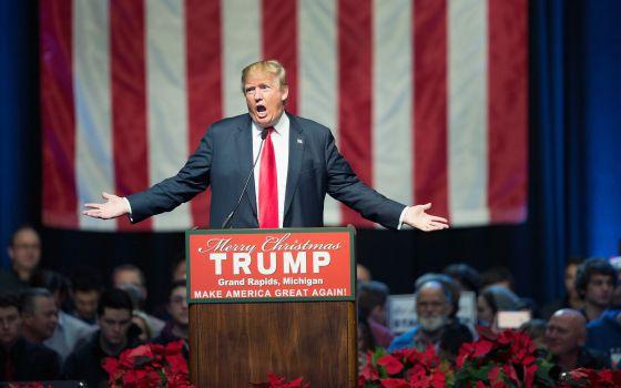 Schlonged, por Donald Trump