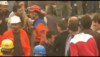 La cólera por la tragedia en una mina de Turquía se vuelve contra Erdogan