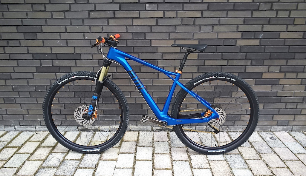Mountainbike 29 Inch Bmc Te02 - Custom Build - - Mountainbike.nl