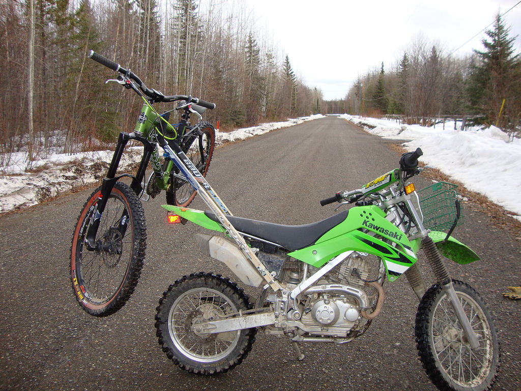 How Do You Get Your Bike To The Trails Page 4